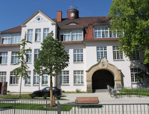 Alte Schule am Wall – Standesamt Detmold