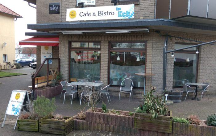 Cafe und Bistro im Eck