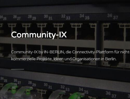 Freifunk Lippe ist Teil des Community IX Berlin