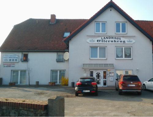Landhaus Ellernkrug – Lage