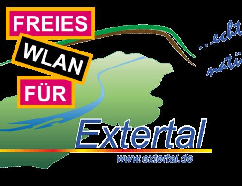 Endlich freies WLAN für Extertal