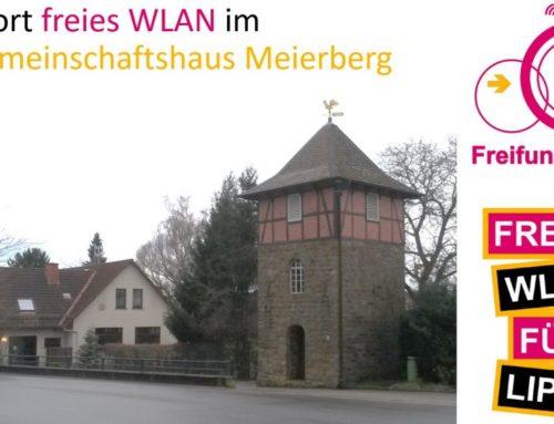 Dorfgemeinschaftshaus Meierberg in Extertal