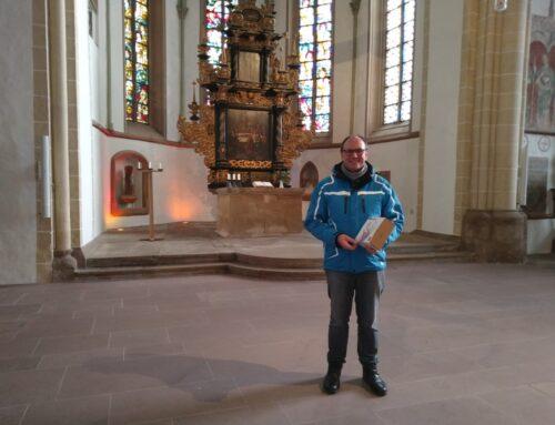 Neue Router für die St. Nicolai Kirche in Lemgo