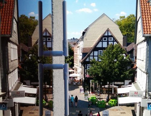 Sparkasse Paderborn-Detmold – Filiale Detmold, Markt