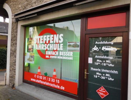Steffens Fahrschule in Lippe