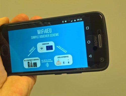 WiFi4EU wird zum größten Überwachungsnetz Europas