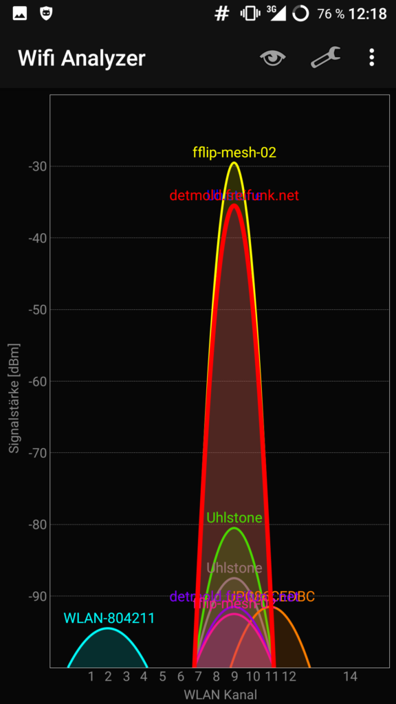 Wifi-Verbindung1