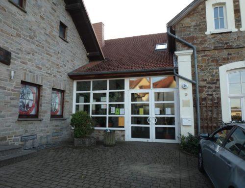 Dorfgemeinschaftshaus Almena und Restaurant Pireas