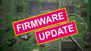 Firmware 0.8.20 Update