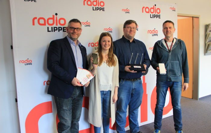 Freifunk Lippe bei Radio Lippe