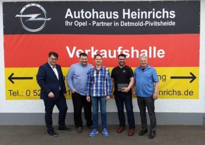 Opel Heinrichs Gebrauchtwagen