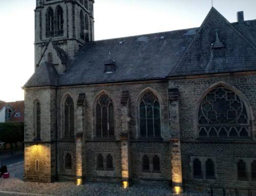 Gemeindehaus Martin-Luther-Kirche Detmold