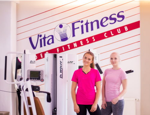 Vita-Fitness-Club in Lage