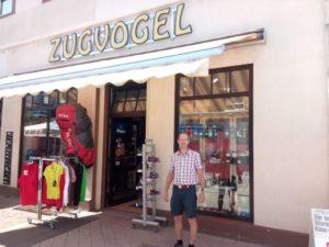 Zugvogel Detmold